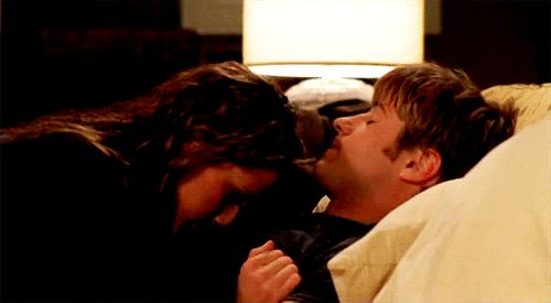 But he did stroke Marissa's hair. | 26 Things Ryan Atwood Taught '00s Teens About Love