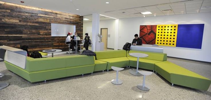 Congratulations to our client Oakton Community College for opening the new Science and Health Careers Center! #design   #architecture   #highered   #highereducation   #STEM