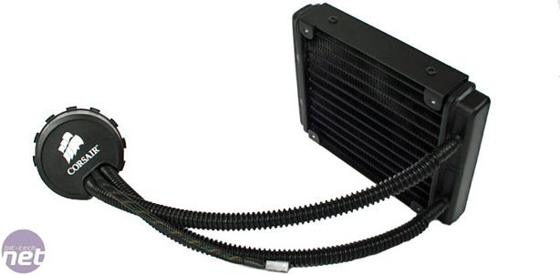 My CPU Cooler - Corsair Hydro H50-1