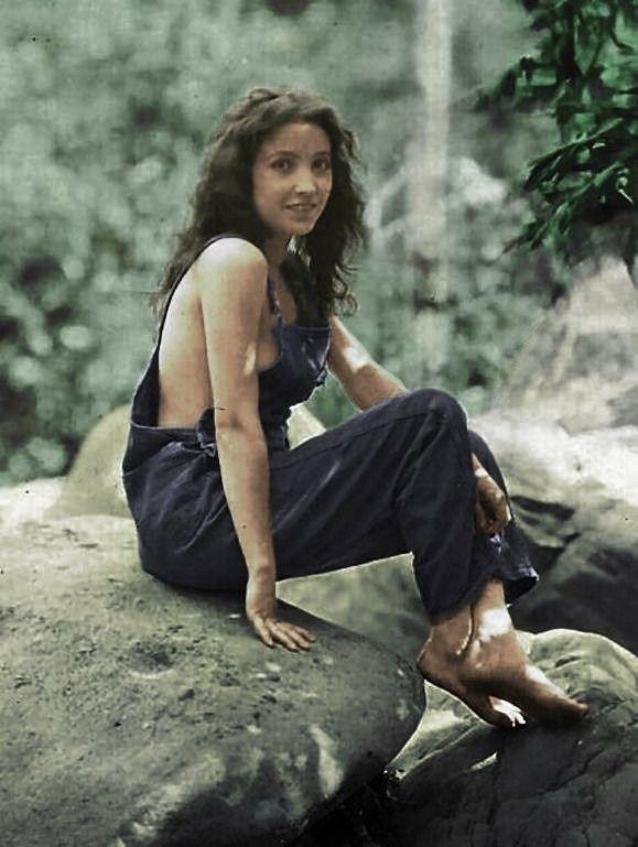 Vintage Film Lesbischer Lover