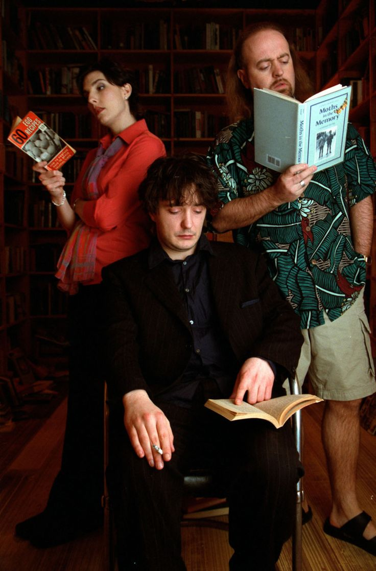 'Black Books': BBC series on Netflix. A must-watch for all book lovers, introverts, and curmudgeons, and those nostalgic for the Nineties. (PG14 for cursing and bum-showing.)