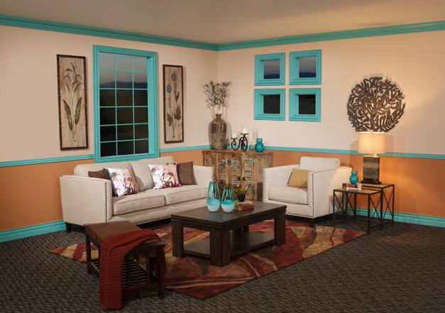 1000 images about architectural series southwestern on pinterest neutral wall colors colors for Southwest colors for living room