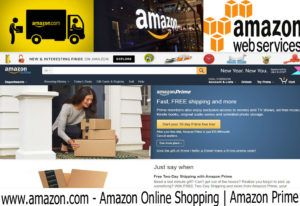 www.amazon.com - Amazon Online Shopping | Amazon Prime