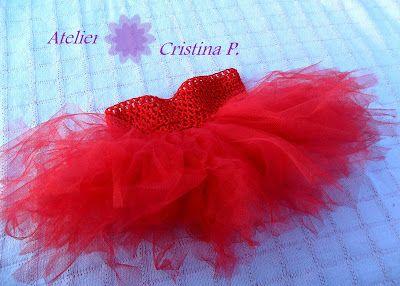 Atelier Cristina P.: Fustite tutu