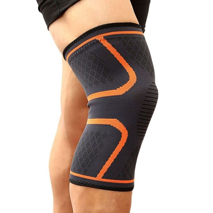 Kinesiology tape fitness running cycling knee support