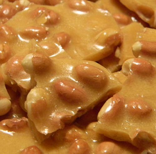 Homemade Microwave Peanut Brittle The Gardening Cook I have made this for yrs and everyone loves it. Time your microwave they all all different