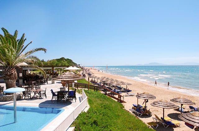 Robinson Club Kyllini Beach 4* Marmara, promo séjour pas cher Grèce Marmara au Robinson Club Kyllini Beach prix promo séjour Mamara à partir 1 099,00 €