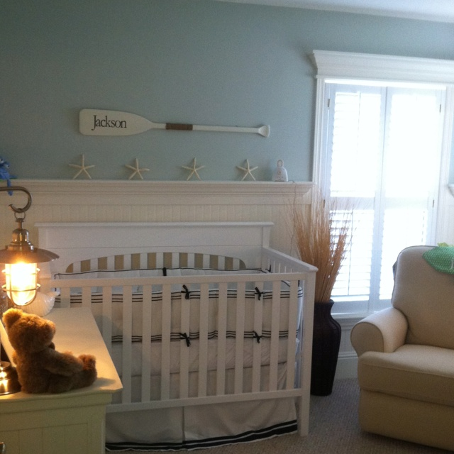 Baby Nash S Vintage Nautical Nursery: 436 Best Nautical-Beach Themed Rooms Images On Pinterest