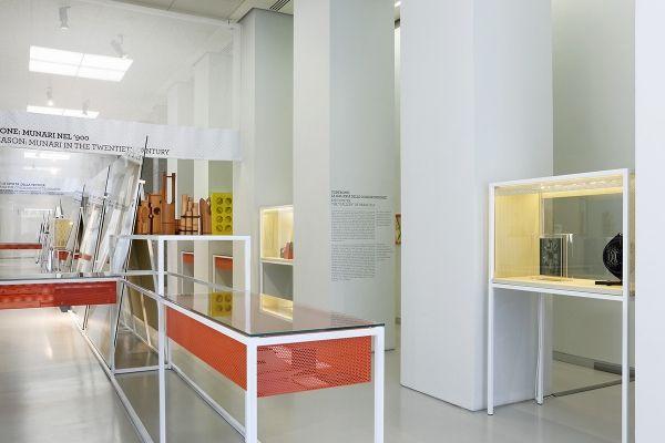 MUNARI POLITECNICO design Paolo Giacomazzi www.paologiacomazzi.com Exhibition project for Bruno Munari's exhibit at Museo del 900 curated by Marco Sammicheli. Photo by Pieluigi Anselmi. Milan 2014.