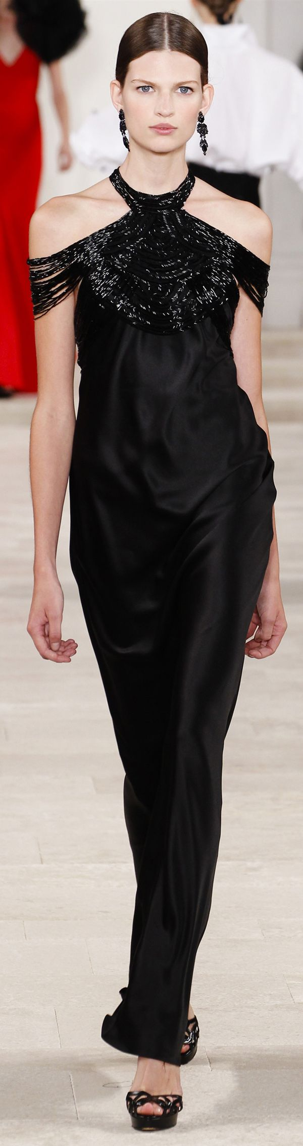 Ralph Lauren Spring Summer 2013 Designer Evening Gowns
