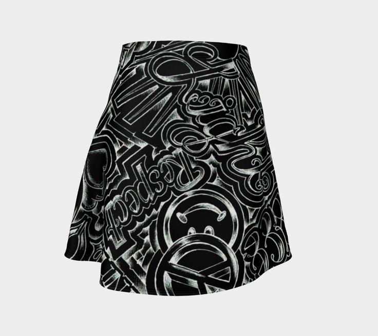 Imagine Flare Skirt