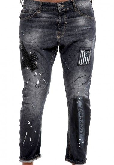 usa leather jeans
