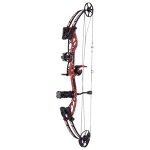 PSE Archery Stinger X RTS Compound Bow Package