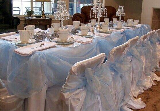 Idea for Hopes Cinderella Birthday Party  Quinceaera