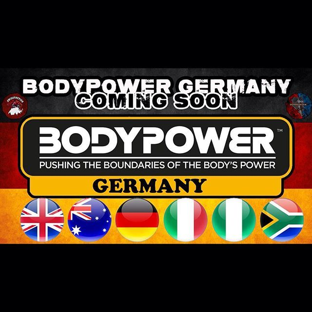 """""""BodyPower Germany - Deutschland: The scheme is also now launched in Australia, Italy, Germany, Nigeria and South Africa. BodyPower has exciting plans for 2016/17 - Bodybuilding / Fitness / Salute e Benessere Ticino e Italia   http://ticinosthetics.jimdo.com  #bodybuilding #bodybuilder #natural #fitnes #shrdd #shredded #physique #aesthetic #motivation #motivational #aesthetics #bodypowergermany #male #body #bodypowerdeutschland #gymaesthetics #bodypowerexpogermany #bodypowerexpodeutsch"""