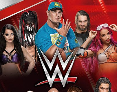 "Check out new work on my @Behance portfolio: ""STICKER ALBUM WWE 2"" http://be.net/gallery/37290109/STICKER-ALBUM-WWE-2"