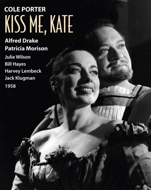 KISS ME, KATE (Porter) Alfred Drake, Patricia Morison (DVD)