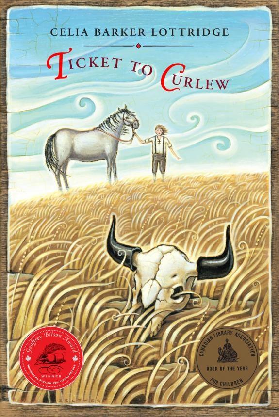 Ticket to Curlew - Celia Barker Lottridge - Grade 4