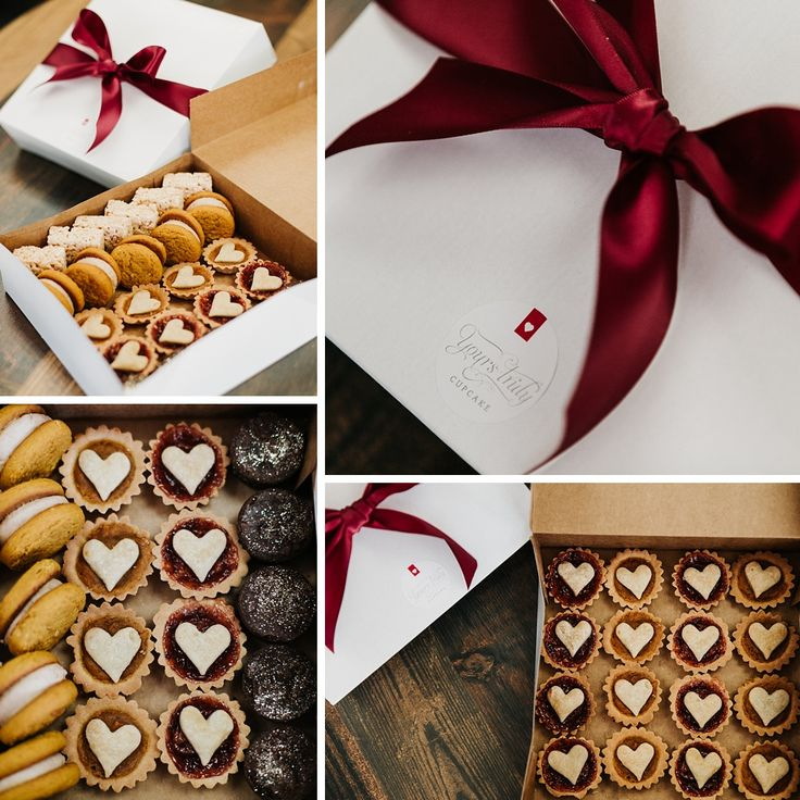 Lunch Rock Winter Park Resort Wedding Mini Pies sweets and treats by Yours Truly Cupcake Dessert Catering Denver Colorado