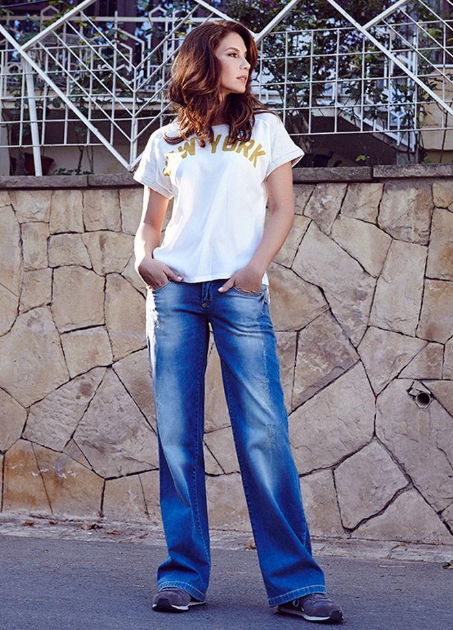 Giselle with Zeynep Beşerler T-Shirt Markafoni'de 59,90 TL yerine 29,99 TL! Satın almak için: http://www.markafoni.com/product/5192674/ #markafoni #elbise #moda #zeynepbeserler #sonbahar #stil #style #stylish #fashion #spring #accessories #dress #girl #model #look #photoshoot