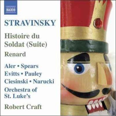 Rolf Schulte - Stravinsky: Histoire Du Soldat