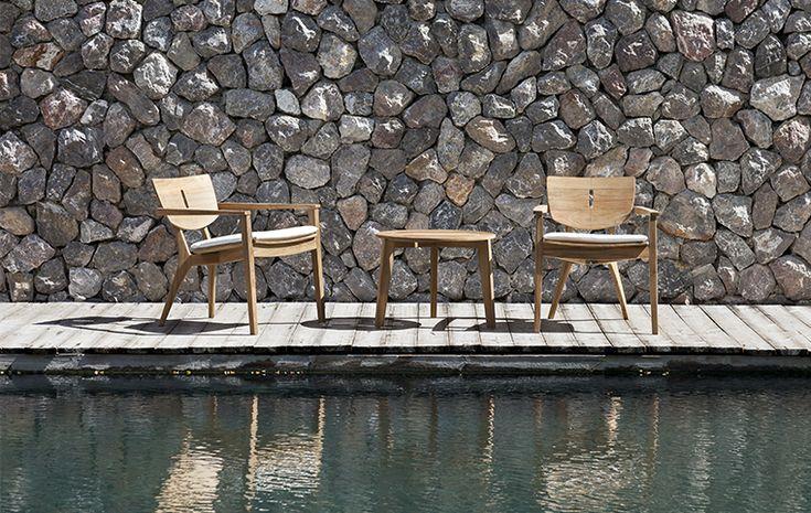 Oasiq: design classico e vintage per l'outdoor