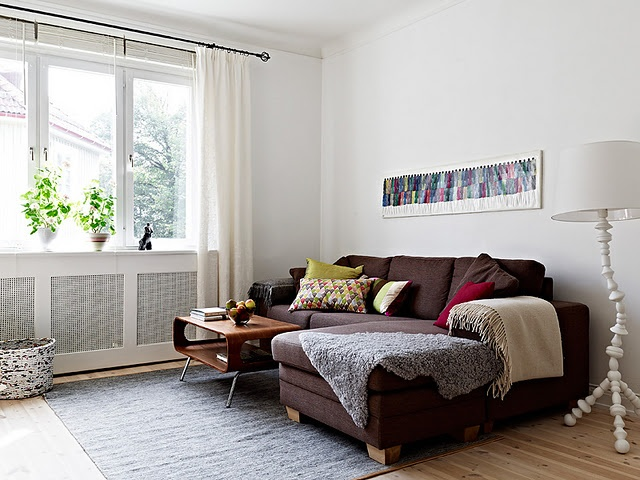 1000+ Images About Color Scheme For My Brown Couch On