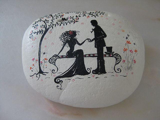 wedding stone   by stone illustrations