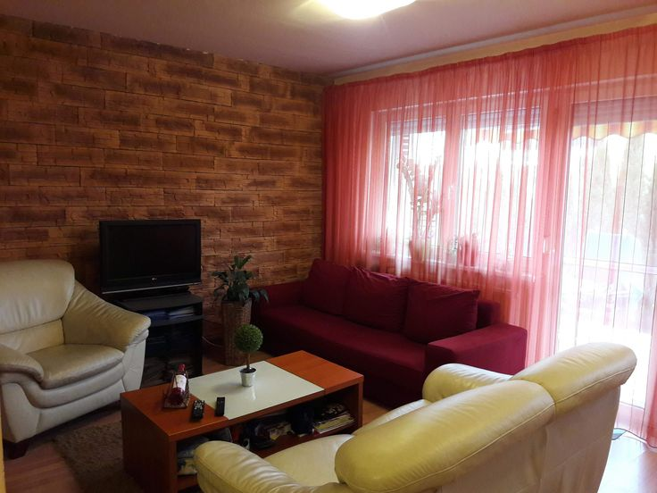 Teraszos újszerű lakás Csanakon ! 21,99