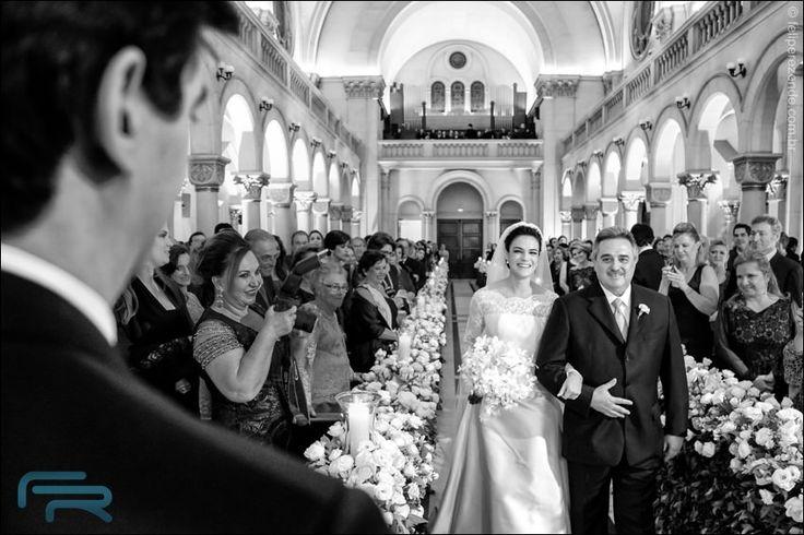 Casamento | Anna   Leandro | Capela do Sion | Buffet França