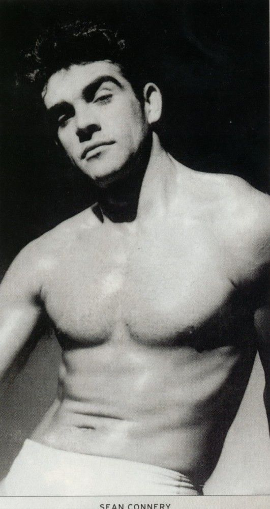 Sean Connery. Meee-ow!
