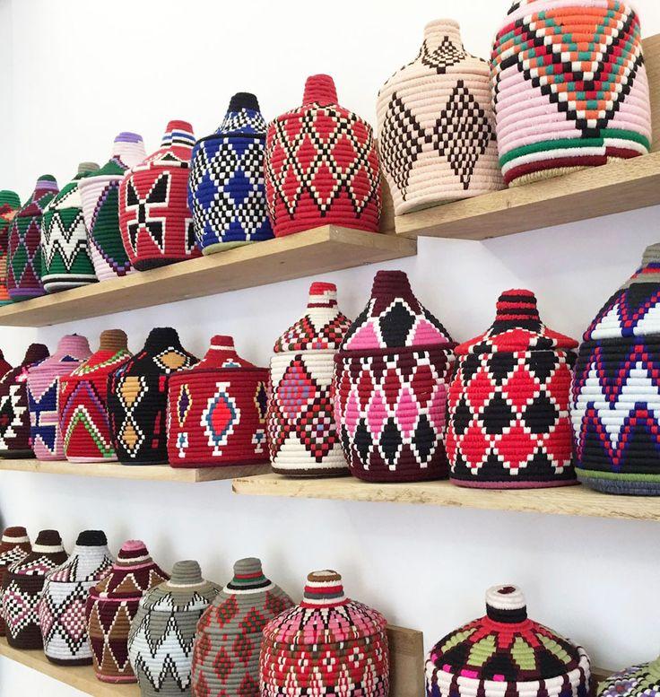 Kilims et berbères |MilK decoration