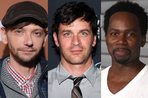 DJ Qualls, Tom Everett Scott and Harold Perrineau Join Cast of SyFy's Zombie Series 'Z Nation' - TheWrap