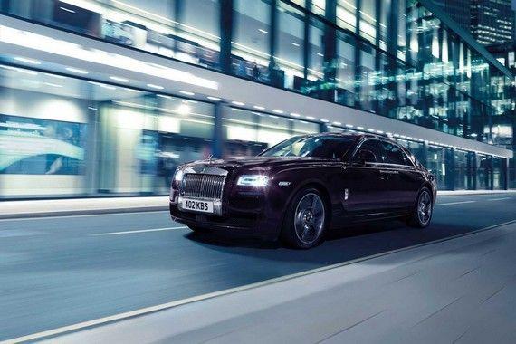 Rolls-Royce Ghost V-Specification, información oficial detallada - http://www.actualidadmotor.com/2014/01/10/rolls-royce-ghost-v-specification/