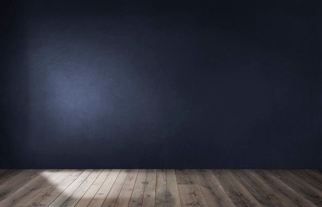 Wooden Floor For Free Dark Blue Walls, Grey Laminate Flooring With Blue Walls