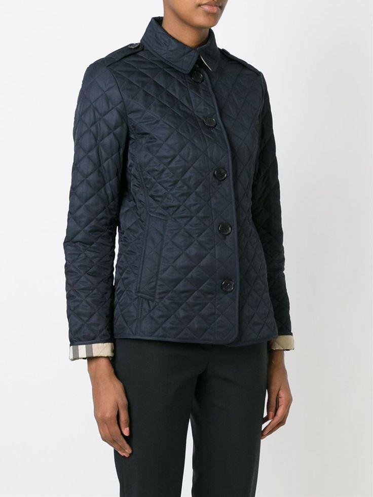 Favori Les 25 meilleures idées de la catégorie Burberry veste matelassée  FM26
