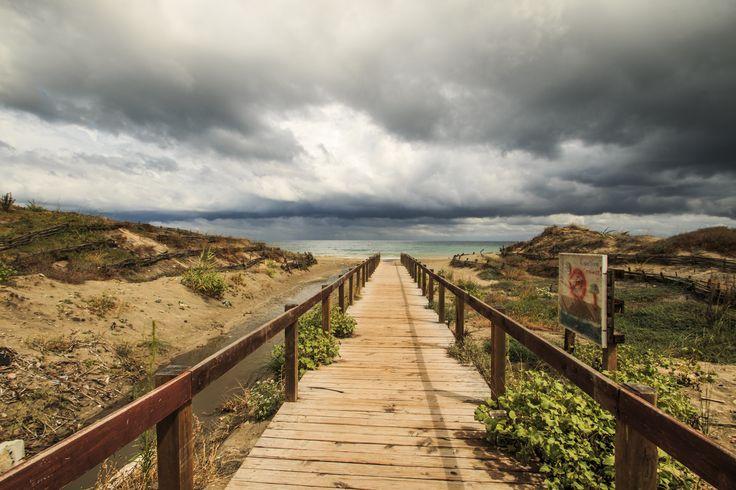 L'Estate sta finendo #photography #landscape #sea
