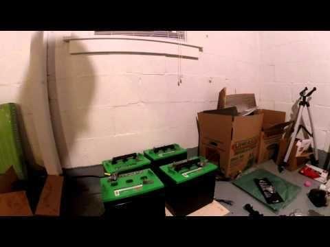 Golf batteries-Winter care-Winter Golf Cart Battery Maintenance Video