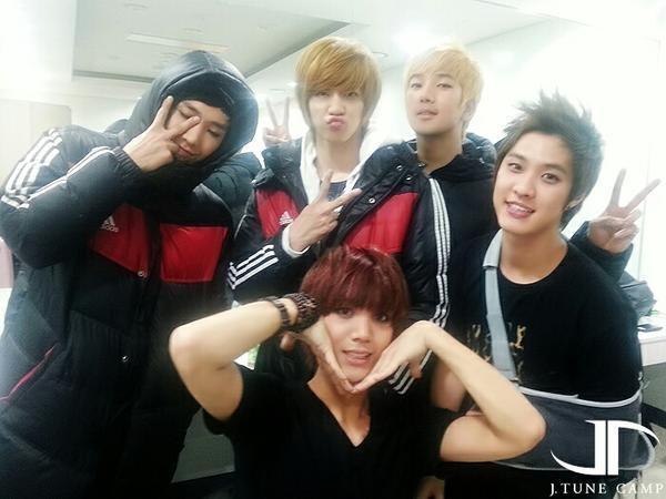 Lee Joon,Cheondung,GO,Seungho,Mir ♥