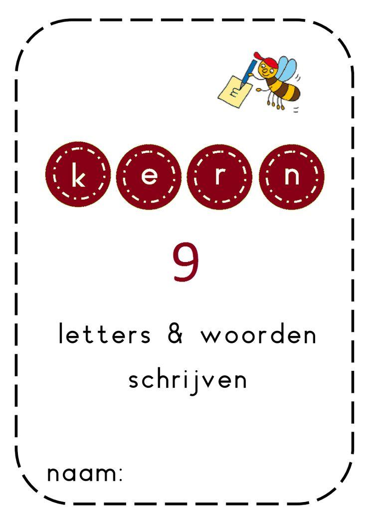 Kern 9 zoek naar verbonden schrift en doorbladeren maar!