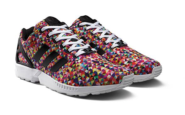 Please some1 get me a pair of these babies! #ADIDAS #ZX #FLUX PHOTO PRINT PACK #sneakers #kicks