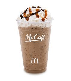 McDonald's Restaurant Copycat Recipes: Chocolate Chip Frappe