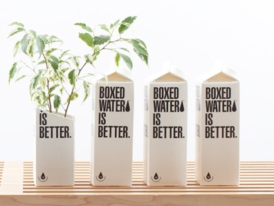 boxed water IS better!  So is boxed milk cartons in general.
