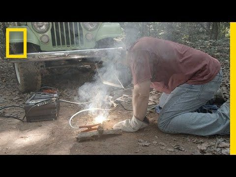 Doomsday Prepper Tips: Welding | Doomsday Preppers - http://survivinghub.com/doomsday-prepper-tips-welding-doomsday-preppers/