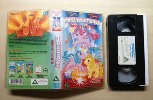 Bright Lights VHS