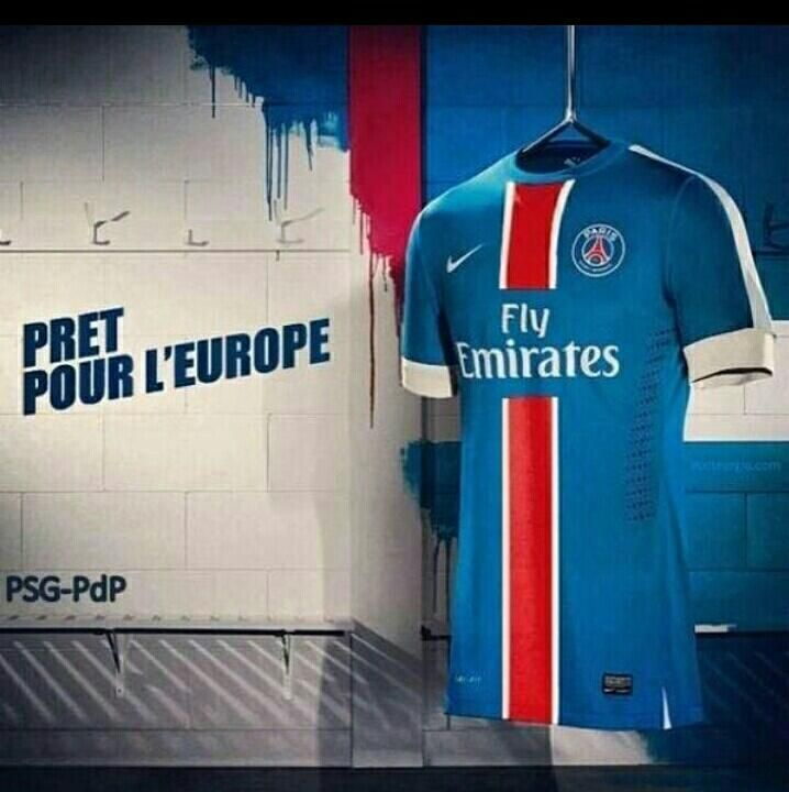 nouveaux maillots psg 2013 2014   Les maillots du PSG 2013 2014    PSG photo maillot logo image football foot