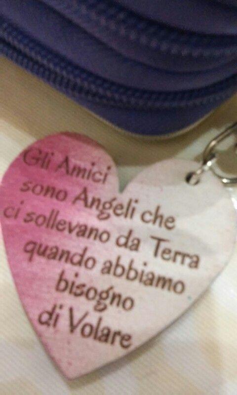 Gli amici sono angeli