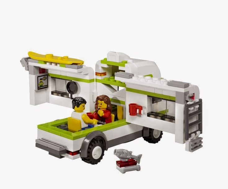 lego camper images galleries with a bite. Black Bedroom Furniture Sets. Home Design Ideas