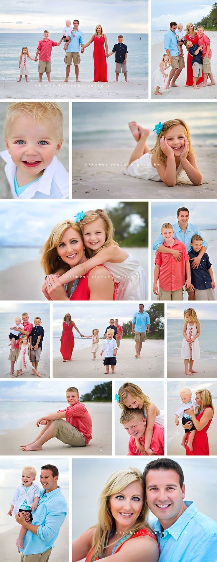 Naples, FL Family Beach Photographer | The N Family. | Naples, FL Newborn Photographer, Family Photographer, Children Photographer, Maternity Photographer | Kimberly Joy Photography