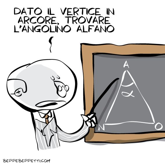 Beppe Beppetti - Geometria